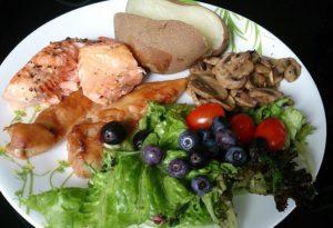 helathy meal